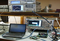 High speed interface laboratory